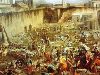 Akibat Panik, Tho'un: Diperintah 1000, yang Terjadi 50.000 Korban